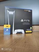 Playstation 5 Digital + Playstation Plus