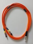 Patchcord światłowód  LC-ST duplex 50/125 2m