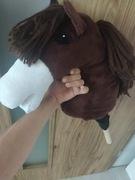 Hobby horse koń na kiju