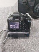 Lustrzanka Canon EOS 1000D , obiektyw 18-200mm