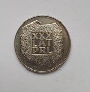 200 zł Mapka XXX lat PRL 1974 Licytacja od 1 zł