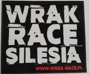Naklejka WRAK RACE SILESIA na samochód i nie tylko