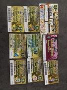 Bilety GKS Katowice i inne różne