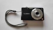 Aparat Panasonic DMC-FS14 Lumix zacięty obiektyw