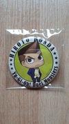Yu-Gi-Oh! przypinka Hiroto Honda