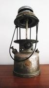 Przedwojenna lampa ciśnieniowa