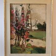 """Obraz olejny """"Malwy"""", 47 x 33 cm AR"""