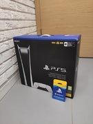 Konsola PlayStation 5 Digital + PlayStation Plus