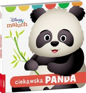 Disney Maluch Ciekawska panda Praca zbiorowa