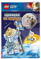 Lego City Lądowanie na Księżycu Praca zbiorowa