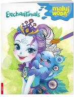 Enchantimals Maluj wodą Praca zbiorowa