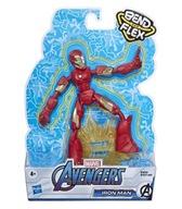 Hasbro Figurka Iron Man: Band and Flex E7870