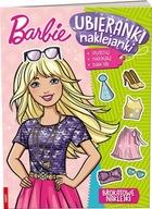 Barbie. Ubieranki, Naklejanki Praca zbiorowa