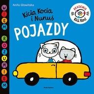 Akademia Kici Koci. Pojazdy Anita Głowińska