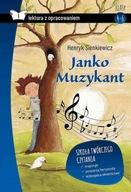 Janko Muzykant Lektura z opracowaniem Henryk Sienkiewicz