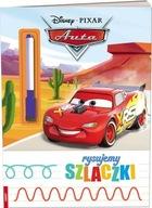 Disney/Pixar Auta. Rysujemy szlaczki Praca zbiorowa