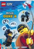 LEGO City Misje Duke'a Praca zbiorowa