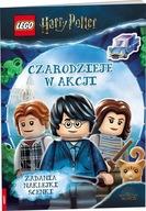 Lego Harry Potter Czarodzieje w akcji Praca zbiorowa