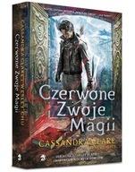 Czerwone Zwoje Magii Chu Wesley, Clare Cassandra