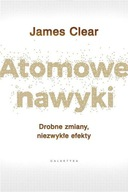 Atomowe nawyki James Clear