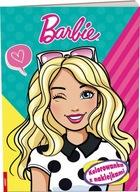 Barbie Kolorowanka z naklejkami Praca zbiorowa