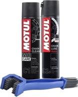 Zestaw do czyszczenia łańcucha Motul C1,C2+