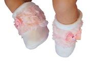 MINKY KOZACZKI polarowe DO CHRZTU buty 9-10 11-12