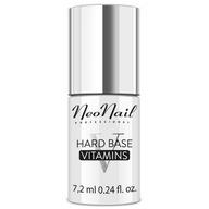 NeoNail Lakier Hybrydowy Hard Base Vitamins