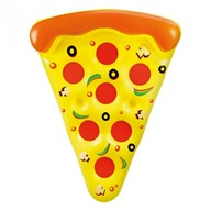 Dmuchana Pizza 180cm XXL Materac do Wody