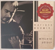 WYKLETE ANIOŁY - M. WDOWIN - CD AUDIO BIESZCZADY