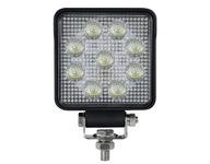 LAMPA ROBOCZA 9 LED HALOGEN 27W 12-24V SZPERACZ