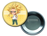 Przypinka My Hero Academia anime button 58mm nr338