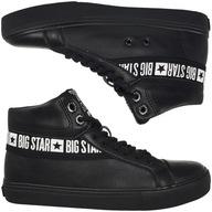 Big Star trampki damskie czarne EE274355 40