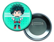 Przypinka My Hero Academia anime button 58mm nr331