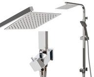 Zestaw prysznicowy MSanit Cubic MSA27-9006C
