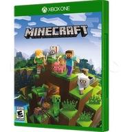 Gra Minecraft XBOX ONE PL ANG NOWA XBOX ONE S i X