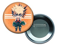 Przypinka My Hero Academia anime button 58mm nr332