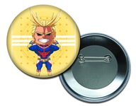 Przypinka My Hero Academia anime button 58mm nr334