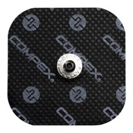 Elektrody Compex 5x5cm kolor czarny