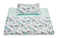 JUKKI Pościel dziecięca do łóżeczka 120x90 kompl.