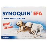 Suplementy VetPlus Synoquin Efa 30 tabletek