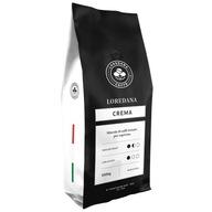 Kawa ziarnista do ekspresu ciśnieniowego Loredana