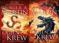 OGIEŃ I KREW 1 + 2 Martin Gra o Tron 300 lat przed