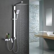 Zestaw prysznicowy Homelody AYL6029 chrom