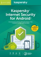 Kaspersky Internet Security for Android 1 rok