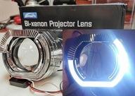 Soczewki Bi-Xenon H1 2,5'' ver8,1 HID DRL z H7 H4