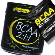 BCAA 2:1:1 XTRA LEUCYNA PURE100% 500g OLIMP XPLODE