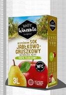Sok Sady Wincenta jabłko-gruszka 3l