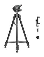 Tripod Camrock TE68 Black - Mobile Kit 164 cm czarny