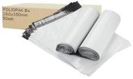 Foliopaki foliopak kurierskie, B4 260x350 50 szt